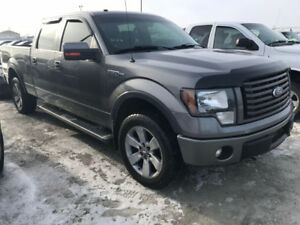 2012 Ford F-150 4WD SuperCrew 145 FX4  FINANCING AVAILABLE