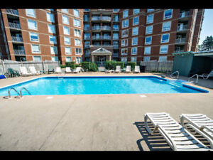 2 bedroom 2 bath condo for (sublet with option to renew)