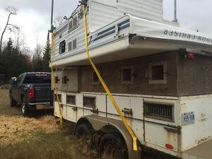truck camper, for a short box truck