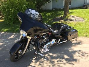 2009 Harley Davidson FLHX Streetglide