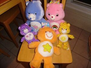 CARE BEARS AND COLORING BOOK