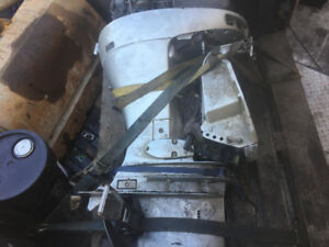 2001 Honda 90 hp outboard motor For parts
