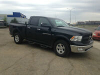 2012 Dodge 1500 Crew 4X4    ** Hail Special **