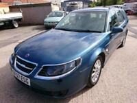 Saab 9-5 1.9TiD Linear SE ESTATE - 2008 57-REG - FULL 12 MONTHS MOT