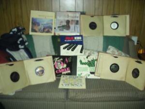 Records 78's