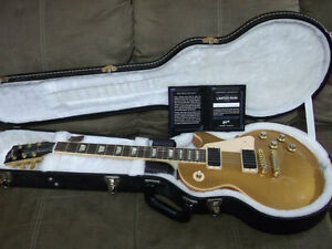 2009 Limited edition Gibson Les Paul