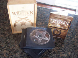 THE DEFINITIVE TV WESTERN DVD COLLECTION (600 episodes)