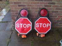 NWR Stop Boards (PLBs) Good working condition