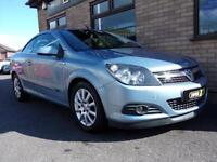 2007 VAUXHALL ASTRA TWIN TOP SPORT CONVERTIBLE PETROL