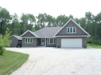 Private, treed acreage located 15 minutes west of Stony Plain
