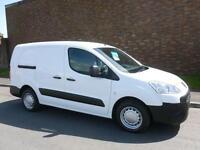 2011 Peugeot PARTNER HDi 5 SEAT CREWVAN Manual Crew Van