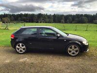 Audi A3 2 Litre TDI