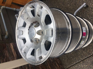GMC stock wheels for sale