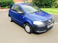 ++ VW FOX 1.2 3 DOOR++FULL YEAR MOT++2 OWNERS++