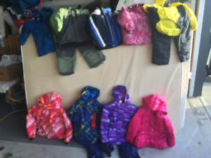 Winter Gear plus Maternity cloths