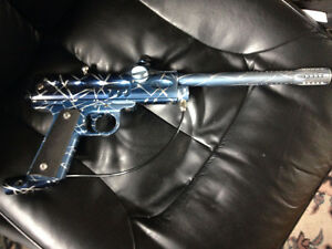 Full Metal Paintall Gun — Excellent Condition
