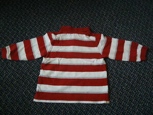 Boys Size 3 Long Sleeve Polo Style T-Shirt by Children's Place Kingston Kingston Area image 2