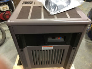 Pool heater 250,000 btu used