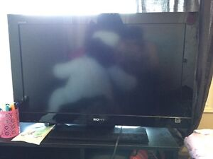 32 in sony flat screen tv