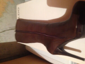 Ladies  high heel boots by ALDO