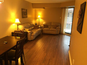 downtown 2 bedroom condo fully furnished - available Nov 1st Regina Regina Area image 1