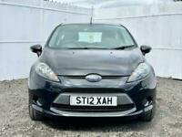 2012 Ford Fiesta 1.4 Edge 3dr HATCHBACK Petrol Manual
