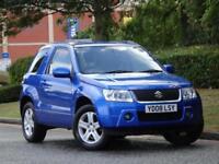 4X4 Suzuki Grand Vitara 1.6 VVT+ 2008 +9 SERVICE STAMPS!!+WARRANTY+CLEAN EXAMPLE