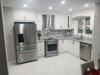 RS renovations we do washrooms kitchens and your whole house