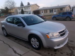 2010 Dodge Avenger with remote start