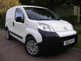 2010 Citroen Nemo 1.4 HDi LX 5 door Commercial