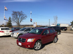 2007 Dodge Caliber SXT Hatchback Safety & Etested! 137 K's