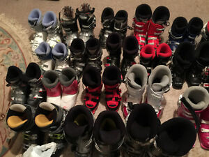 Kids/Junior/Youth/Adult -  Boys or Girls Ski Boots