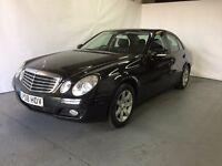 Mercedes e220 executive cdi auto model 2008 model long mot clean car