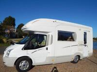 Auto Sleeper Windsor, 2008, 4 Berth, End Kitchen, Motorhome for sale