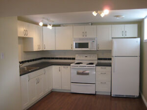 Recently Renovated Bright 1 Bedroom Bsmt. Suite - Util. Included