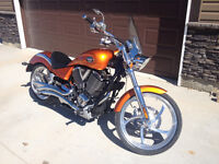 2007 Victory Vegas **Showroom Condition**
