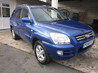 2008 Kia Sportage 2.0 XS 4x4 - ONLY 43,000 MILES ***LOOK*** FSH LEATHER