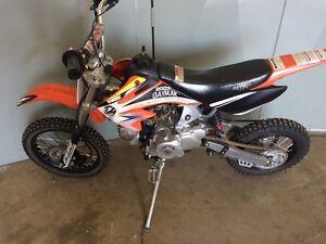 110cc Dirtbike