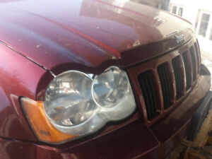 2008 Jeep Grand Cherokee DIESEL motor - Parts