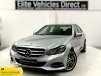 2014 Mercedes-Benz E-CLASS 2.1 E250 CDI SE 4d 202 BHP Saloon Diesel Automatic