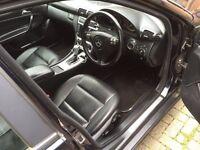 Mercedes c200 kompressor estate 2005 auto sport fully loaded heated leather