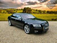 2008 Audi A8 S8 FSI Quattro 4dr Tip Auto SALOON Petrol Automatic