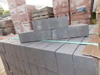 Wanted Blue engineering bricks