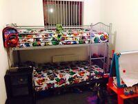 Steel Frame - bunk beds