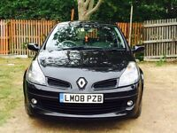 RENAULT CLIO 1.6 AUTOMATIC WITH PADDLE SHIFT GOOD RUNNER FREE DELIVERY ONE OWNER FROM NEW 1395