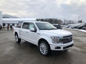 """2019 Ford F150 4x4 - Supercrew Limited - 145"""" WB"""