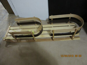 2 Seater / Double or Twin Sleigh / Sled