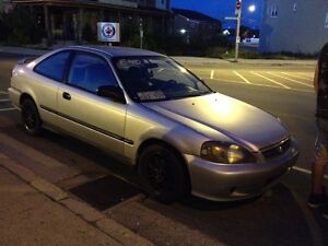 2000 Honda Civic B18b1