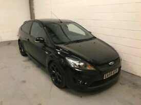 Ford Focus 2.5 ST-3 225 2009/59, ONLY 50,000 MILES,SAT NAV, REVERSE CAMERA