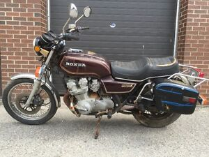 Honda CB750K Project - 1981  Just reduce price !!!!!!!!!!!!!!!!!